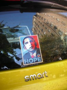 Barack Sticker