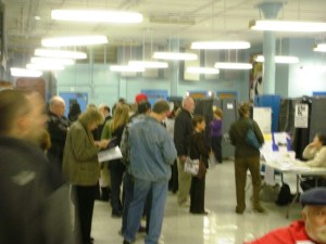 Gramercy Polling Station