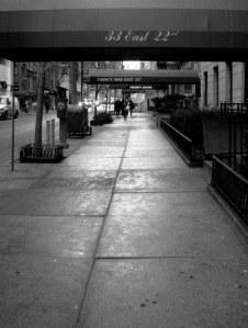 22nd Street, NYC