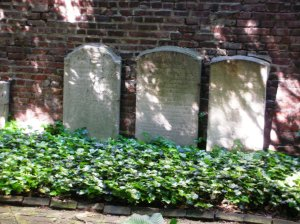 Worn Tombstones