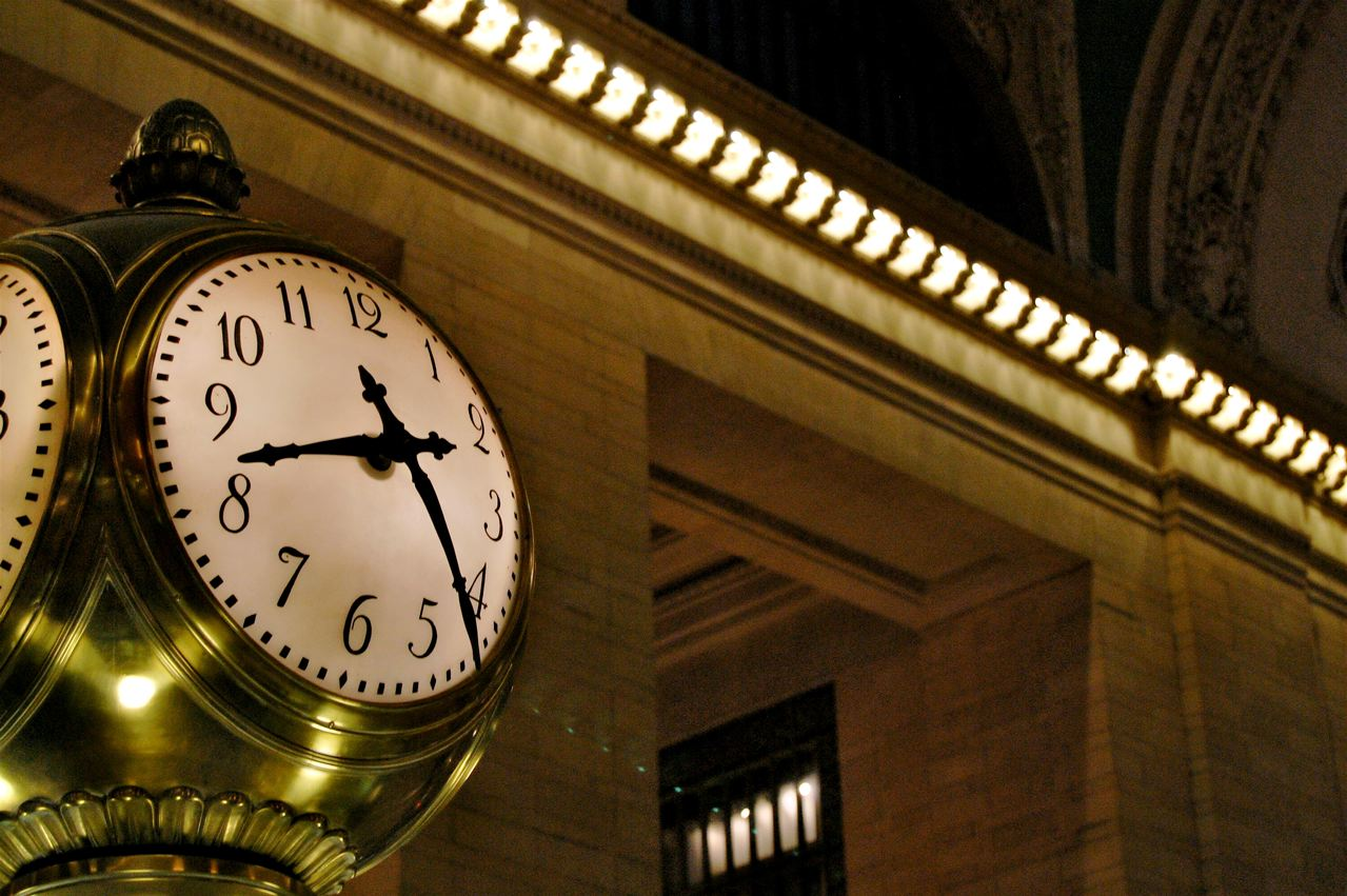 Image result for clock grand central station