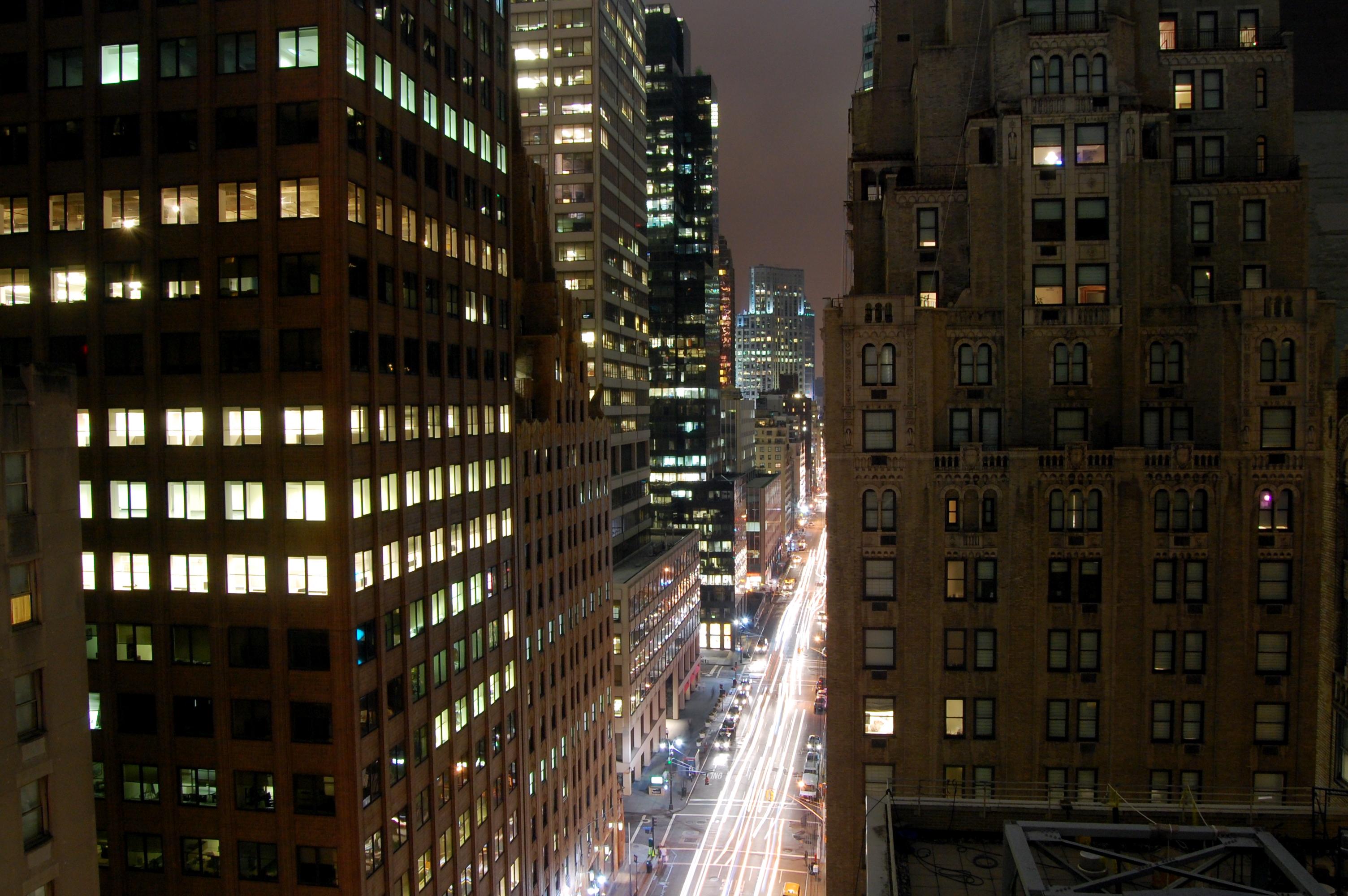 W Hotel New York City One Sweet Terrace I Spy Nyc