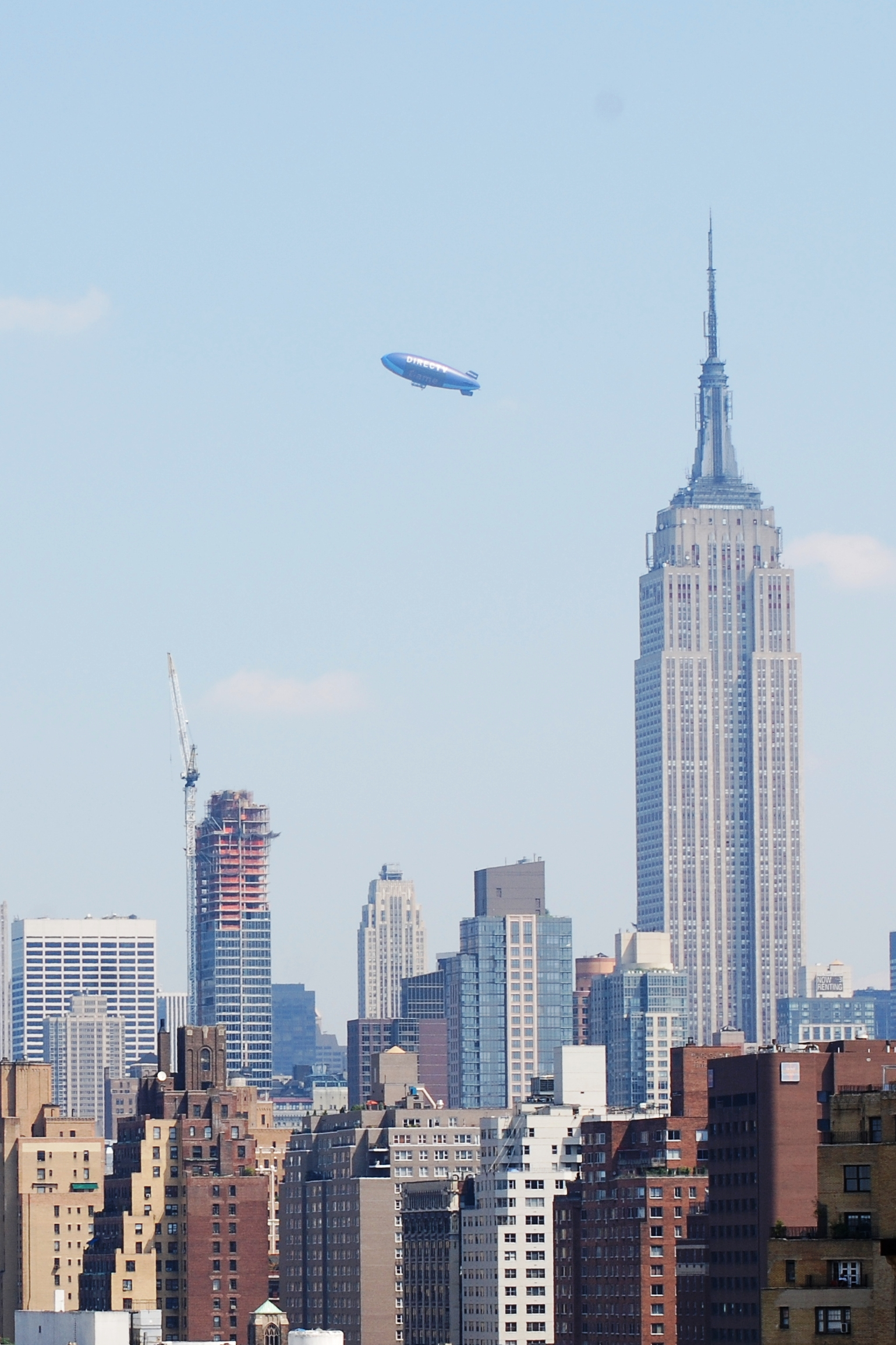 Empire State Building: The Empire State Building Gets Direct TV