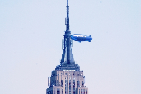 The Empire State Building Gets Direct TV